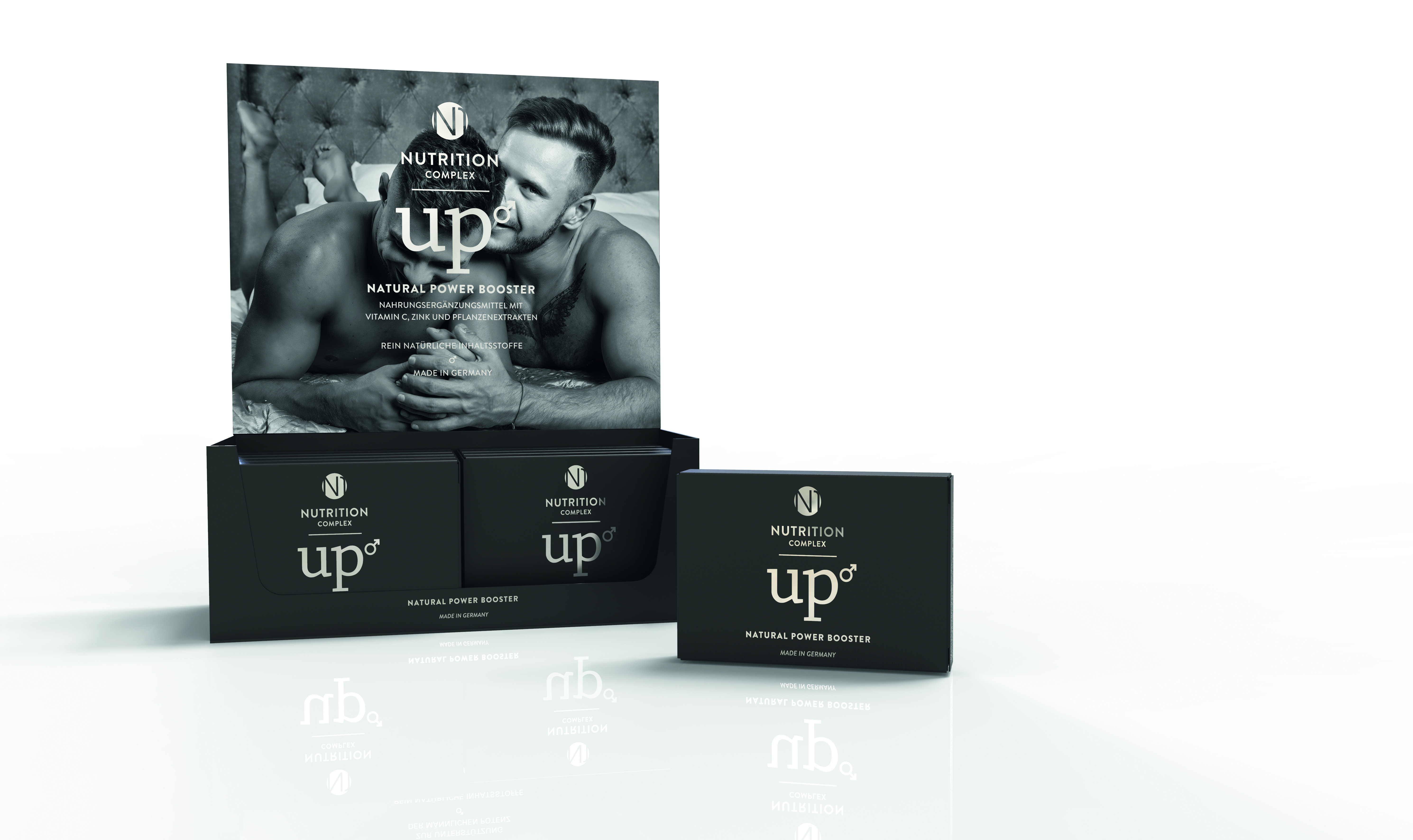 N1 UP Gay Display (inc 10 packs)