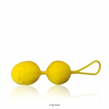 RELAXXXX LOVE BALLS YELLOW