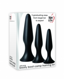 BOOTY BOOT CAMP TRAINING KIT