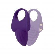 TYR VIOLET COCK RING USB RECHARGE