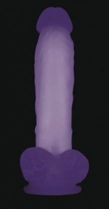 LUMINOUS DILDO